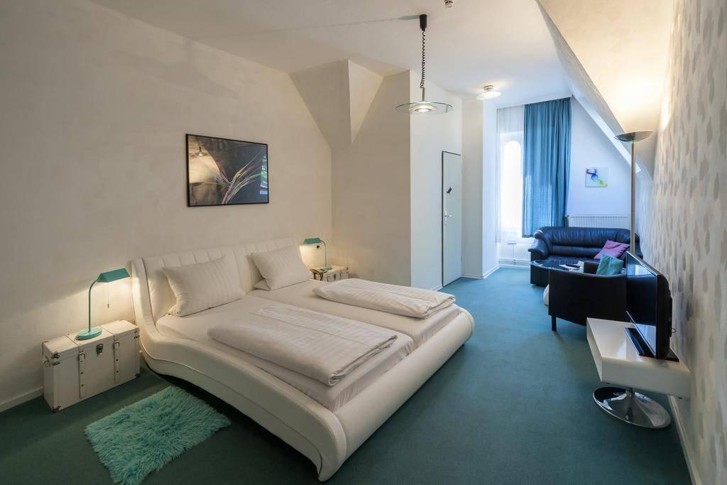Hotel am berg frankfurt