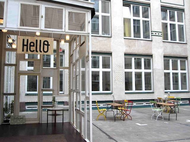 Berlin Hotel Michelberger michelberger hotel berlin review by eurocheapo